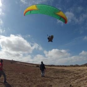Parapente adaptado con Aventura en Canarias