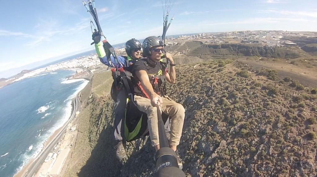 Paragliding tandem pilot course